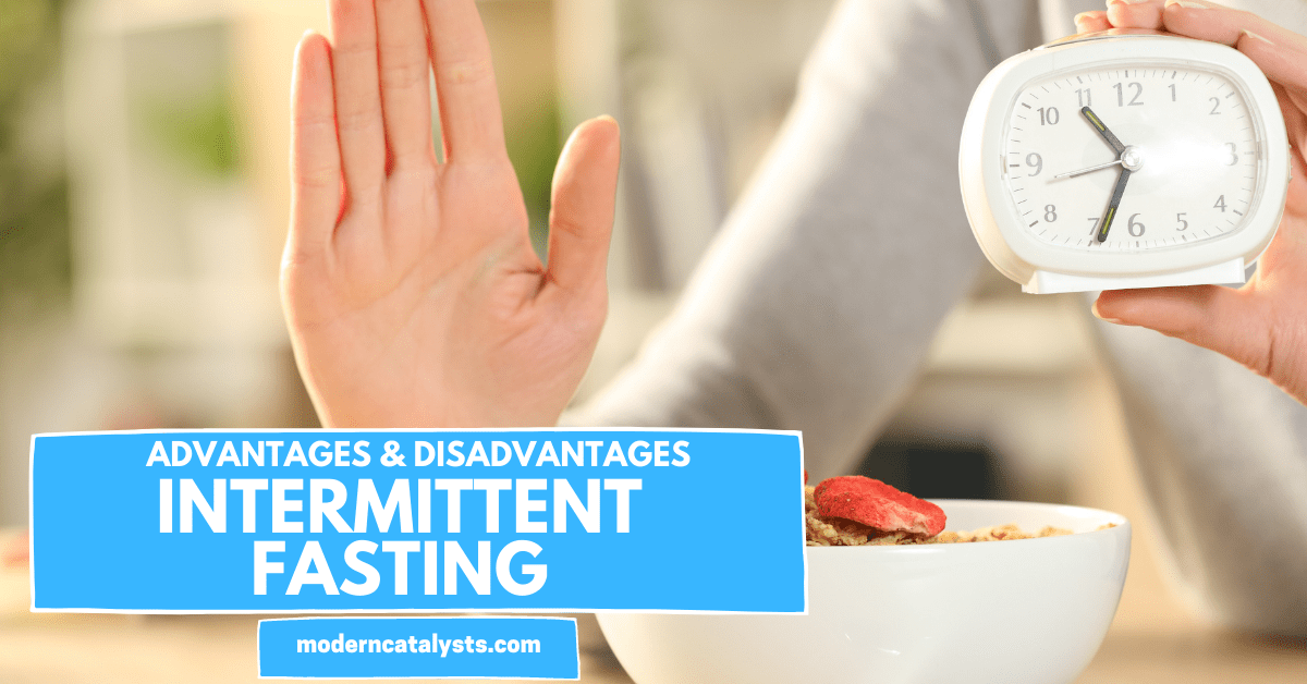 Advantages _ Disadvantages of Intermittent Fasting