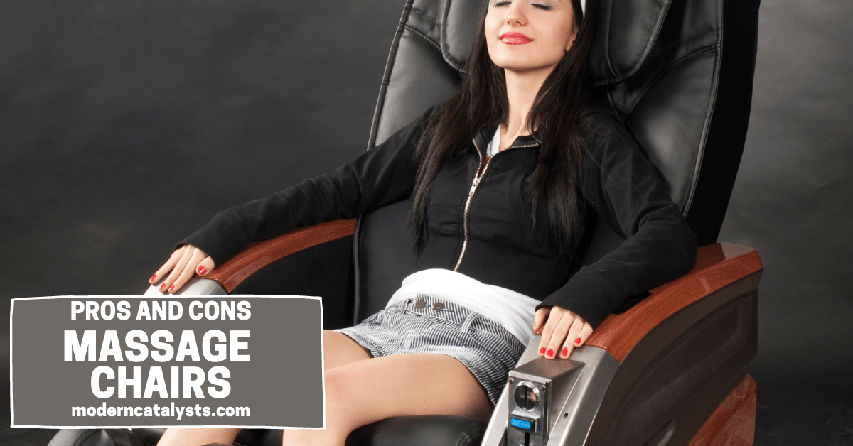 pros cons massage chairs