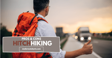 Pros and Cons of Hitchhiking
