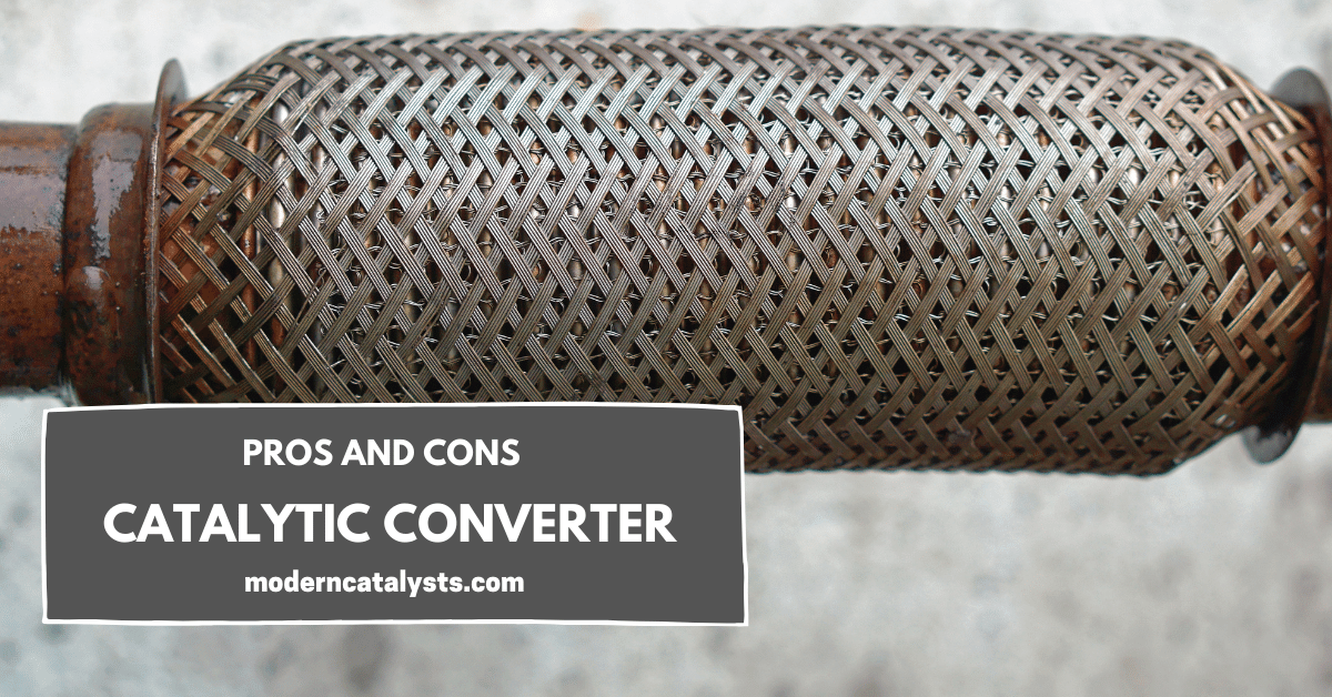 pros and cons Catalytic Converter