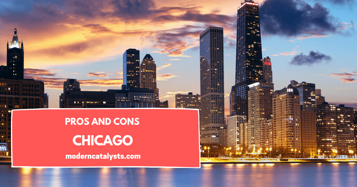 pros and cons Chicago