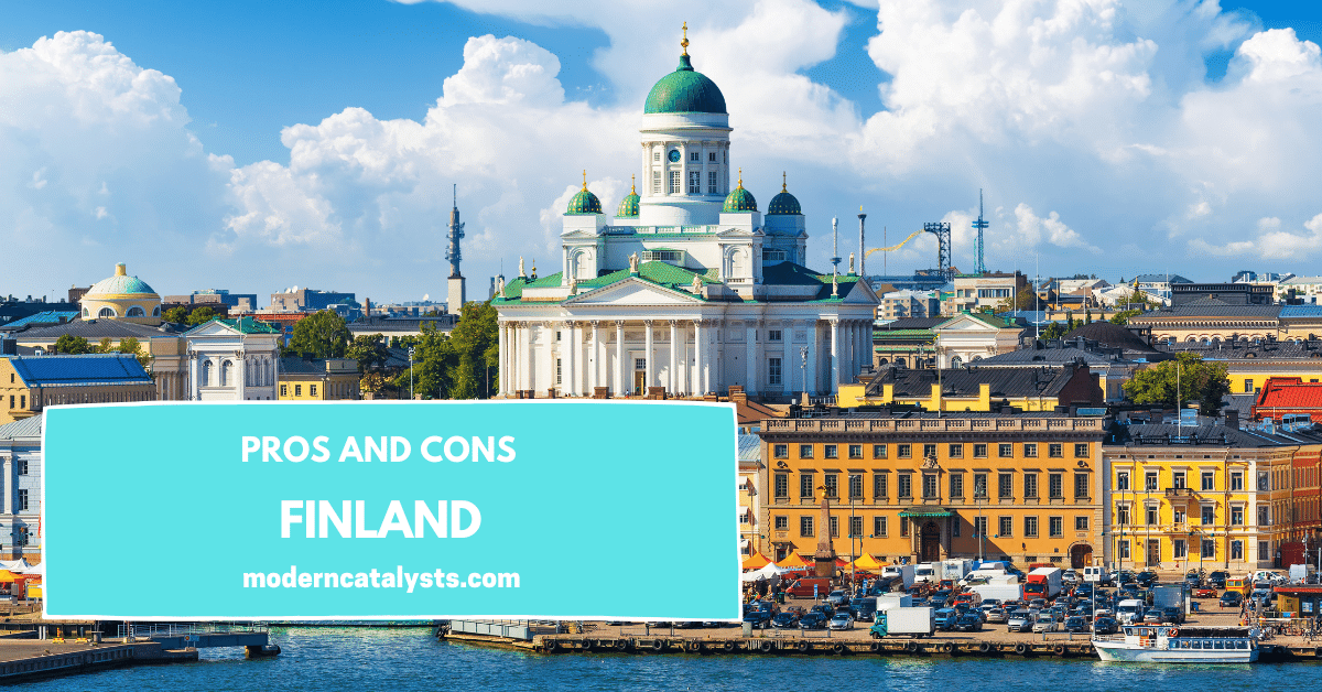 pros and cons Finland