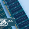 ECC NON ECC MEMORY