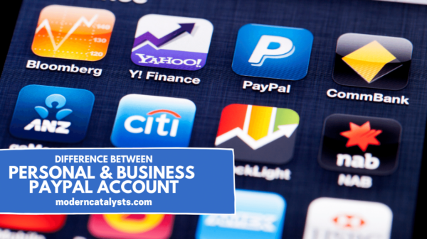difference between Personal & Business PayPal Account