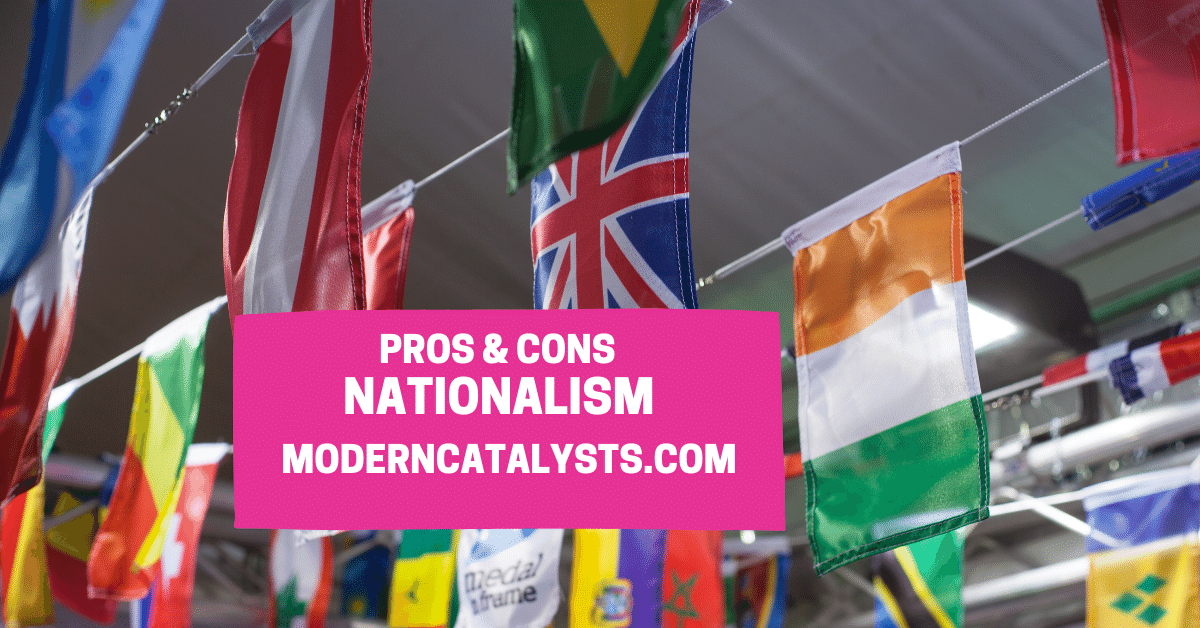 pros cons nationalism
