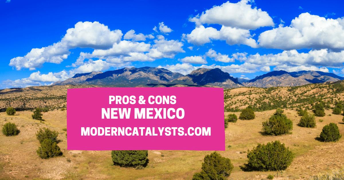 pros cons new mexico